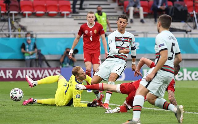ฟุตบอลชิงแชมป์ยูโร 2020