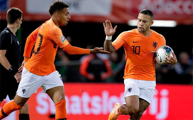 เนเธอร์แลนด์ บอลยูโร2020